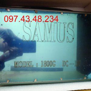 MÁY KÍCH CÁ SAMUS - 1800G(có hàng)