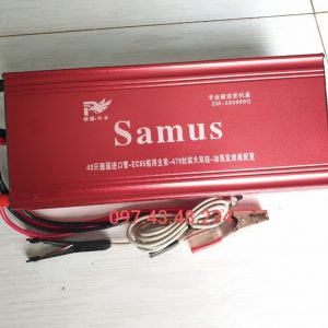 MÁY KÍCH SAMUS - 40 FET(5 chế độ)