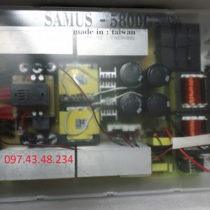 MÁY KÍCH CÁ SAMUS-5800G (2020)